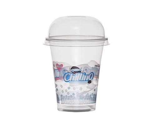Qualita Πλαστικό ποτήρι Chillino